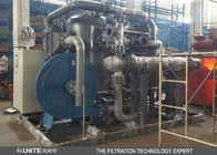 Çin Power plant water filtering system with back blow system of automatic cleaning control Fabrika